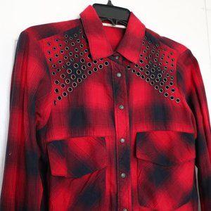 🔴 SALE 🔴 Zara Plaid Shirt